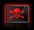 Digital Tablet With A Pirate S...
