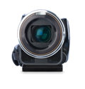 Digital video camera.