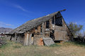 Dilapidated Barn Royalty Free Stock Photo