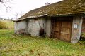 Dilapidated house Royalty Free Stock Photo