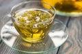 Dill tea Royalty Free Stock Photo
