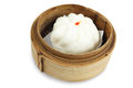 Dim sum the  of Chinese food Royalty Free Stock Photo