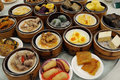 Dim Sum in Guangzhou Royalty Free Stock Photo