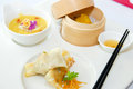 Dim sum set Royalty Free Stock Photography