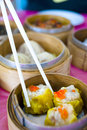 Dimsum Series 02 Royalty Free Stock Photo