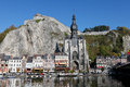 Dinant in Belgium Stock Photos