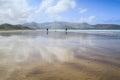 Dingle Bay, County Kerry, Ireland during a sunny day Royalty Free Stock Photo
