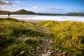 Dingle beach kerry county ireland Stock Photos