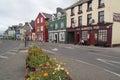 Dingle ireland street life in Royalty Free Stock Photography