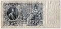Dinheiro russian velho Fotografia de Stock Royalty Free