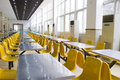 Dining hall  3 Royalty Free Stock Photo