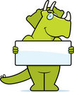 Dinosaur Sign Royalty Free Stock Photos