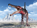 Dinosaur Spinosaurus Royalty Free Stock Photo