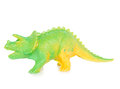 Dinosaur toy. Royalty Free Stock Photo