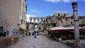Diocletian's Courtyard