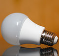 Diode lamp reflection new with Royalty Free Stock Photos