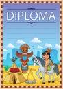 Diploma concept image 4
