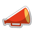 Director cinema megaphone icon
