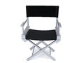 Director s chair d clip art of Royalty Free Stock Photo