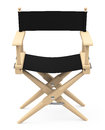 The director s chair d generated picture of a Stock Image