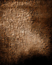 Dirt background with some soft shades on it Royalty Free Stock Photo
