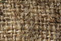 Dirty burlap texture Stock Photos