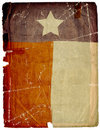Dirty Grunge American Flag Paper Background Texture Royalty Free Stock Photos