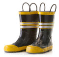Rain Boots Royalty Free Stock Photo