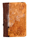 Dirty rusted vintage book Royalty Free Stock Photography