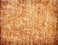 Dirty scratched old wall - shit color background Royalty Free Stock Photo