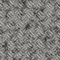 Dirty Tread or diamond plate Stock Image