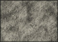 Dirty vintage metal plate texture with frame Royalty Free Stock Photography
