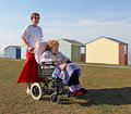 Disability care Stock Images
