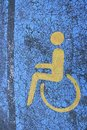 Disabled people Royalty Free Stock Photos
