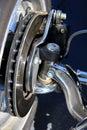 Disc Brakes Royalty Free Stock Photo