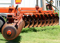 Disc Cultivator Royalty Free Stock Photo