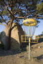 Disc Golf - FOLF Royalty Free Stock Photo