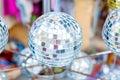 Disco balls Royalty Free Stock Photo