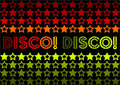 Disco ! Disco ! Image stock