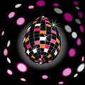 Disco Easter Royalty Free Stock Images