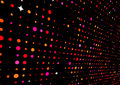 Disco lights Royalty Free Stock Images