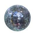 Disco  shiny  ball, sphere Royalty Free Stock Photo