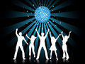 Disco time Royalty Free Stock Images