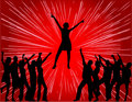 Discotheque Royalty Free Stock Photo