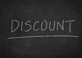 Discount Royalty Free Stock Photo