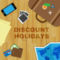 Discount Holidays Shows Vacati...