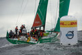 Discover Ireland In-Port Race Stock Images