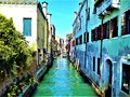 Discover Venice city, Italy. Fascination, uniqueness and magic Royalty Free Stock Photo