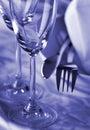 Dishware - closeup Royalty Free Stock Photography