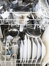 Dishwasher Royalty Free Stock Photos